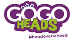 Gogo Heads Scooter Bags