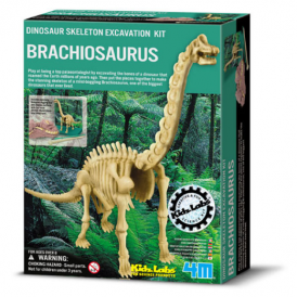 Great Gizmos - Kids Labs - Dig a Brachiosaurus Skeleton