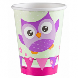 Amscan Owl Cups