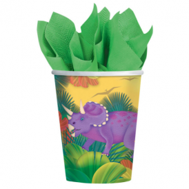 Amscan Prehistoric Party Paper Cups