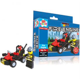 Anker Create And Build Fire Engine
