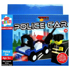 Anker Create And Build Police Car