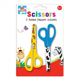 Anker Scissors 2 Animal Pattern