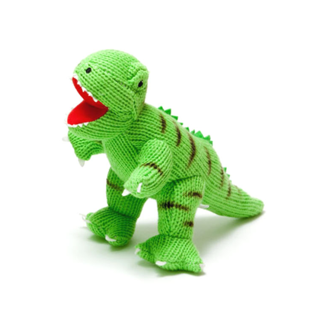 Best Years Knitted Original T Rex
