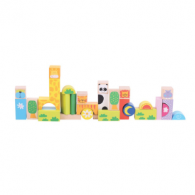 Big Jigs Building Blocks Safari