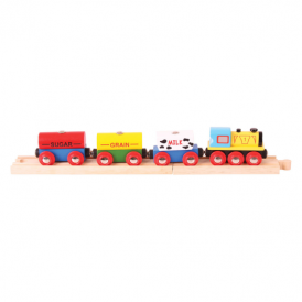 Big Jigs Cereal Train
