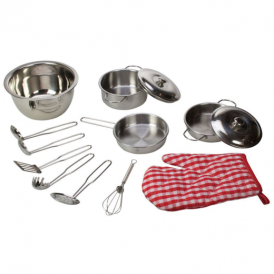 Big Jigs Kitchenware Set Stainless Steel