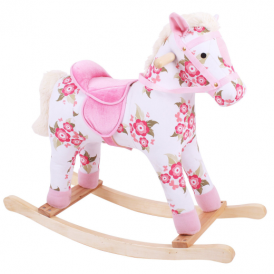 Big Jigs Rocking Horse Floral