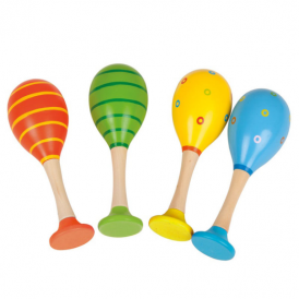 Big Jigs Snazzy Maracas Set Of 2