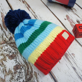Blade & Rose Bobble Hat Plane