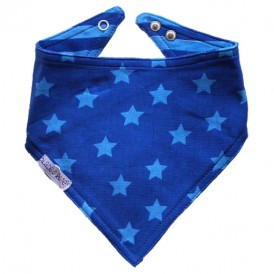 Blade & Rose Dribble Bib Blue Stars & Stripes