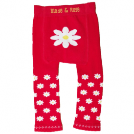 Blade & Rose Leggings Red Daisy