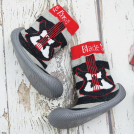Blade & Rose Sock Shoes Guitar