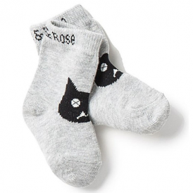 Blade & Rose Socks Crazy Cat