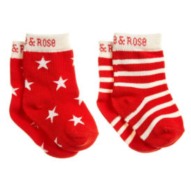 Blade & Rose Socks Strawberry