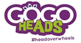 Gogo Heads Little Outdoors Go Go Heads Monster Pink