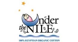 Under The Nile Baby Buddy Blue/Green Spots
