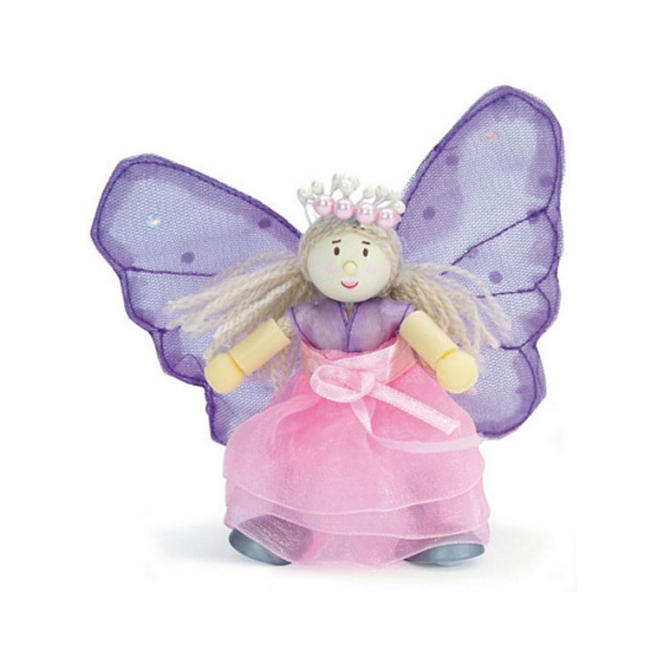Le Toy Van Budkins - Fleur the Butterfly Fairy