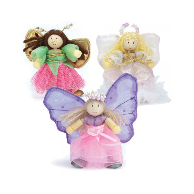 Le Toy Van Budkins - Gift Pack - Truth Fairies