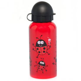 Bugzz Drinks Bottle Ladybug
