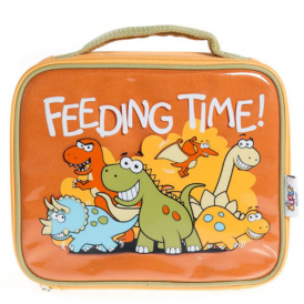 Bugzz Lunch Bag Dinosaur