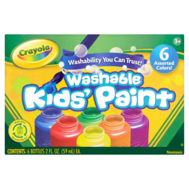 Crayola Washable Paints