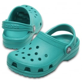 Crocs Kids Classics Tropical Teal