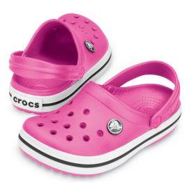 Crocs Kids Crocbands Fuchsia