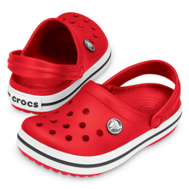 Crocs Kids Crocbands Red