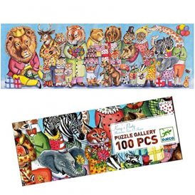 Djeco 100pc Puzzle King Party