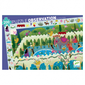 Djeco 200pc Puzzle 1001 Nights