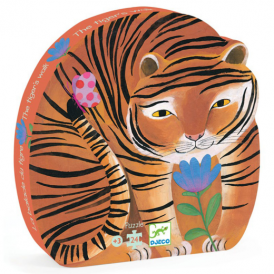 Djeco 24pc Puzzle The Tigers Walk