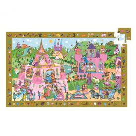 Djeco 54pc Puzzle Princess