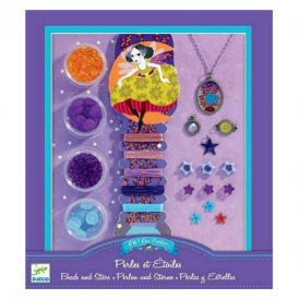 Djeco Bead Kit Pearls and Stars