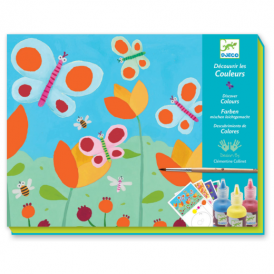 Djeco Craft Kit Chirp Chirp
