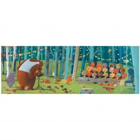 Djeco Puzzle Gallery 100pc Forest Friends