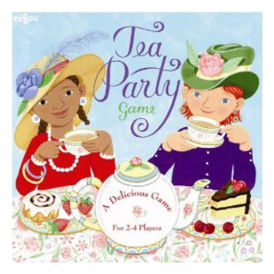 Eeboo - Tea Party Game