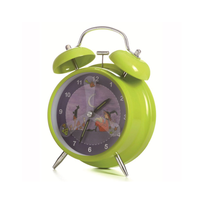 Egmont Alarm Clock Witch
