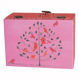 Egmont Jewellery Box Birdhouse