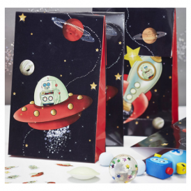 Ginger Ray Space Adventure Party Bags