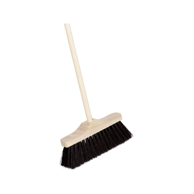 Goki Small Broom