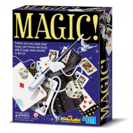 Great Gizmos - Kids Labs - Magic Kit
