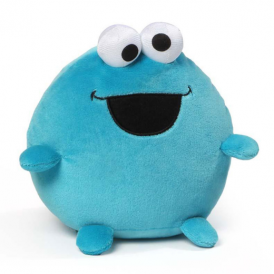 Gund Egg Friend Small Cookie Monster