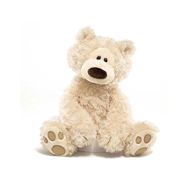 Gund - Philbin Bear Cream Large