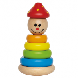 Hape Clown Stacker