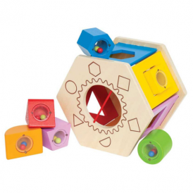 Hape Shape n Match Shape Sorter