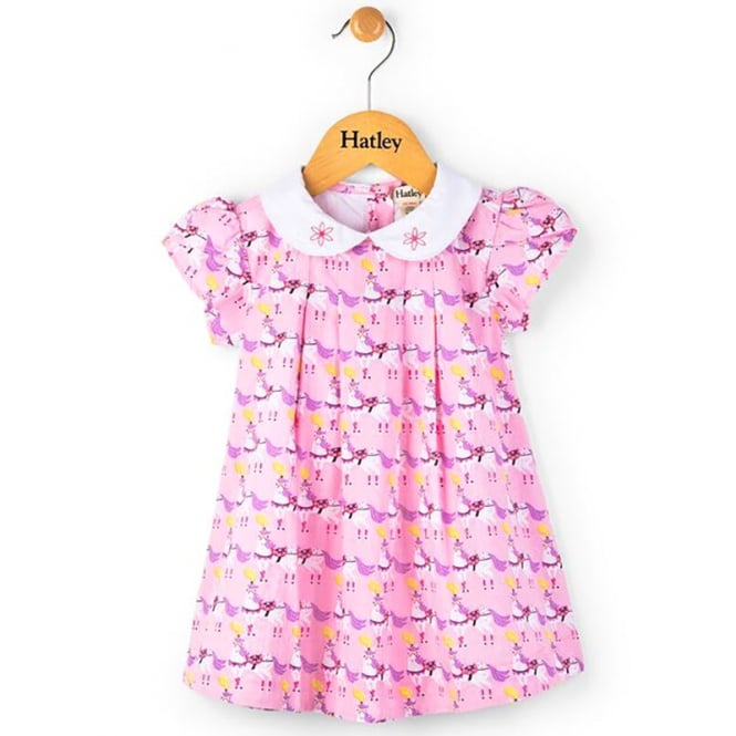 Hatley Baby Dress Parade Horses