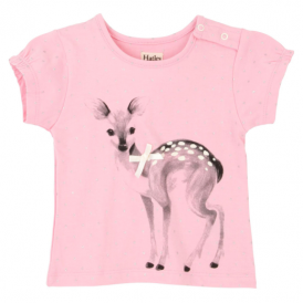 Hatley Baby Girl T-Shirt Deer