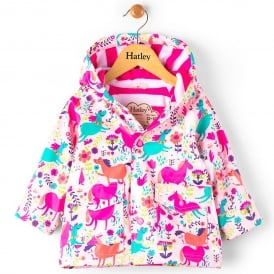 Hatley Baby Raincoat Roaming Horses