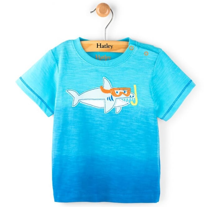 Hatley Baby T-Shirt Snorkelling Laughs